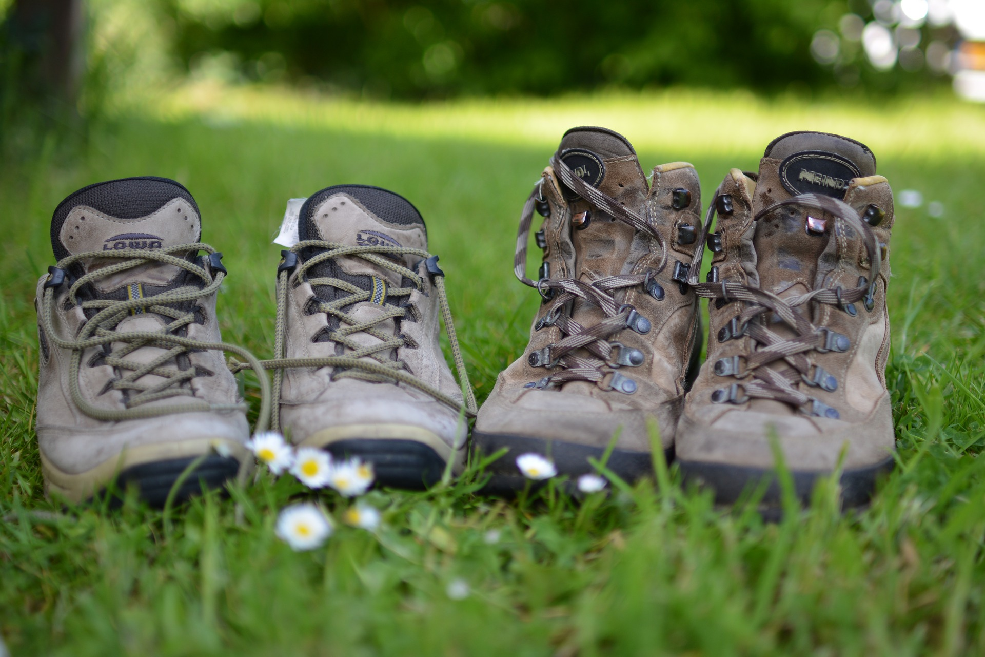 Hiking Boots vs. Trail Runners - Go All Outdoors