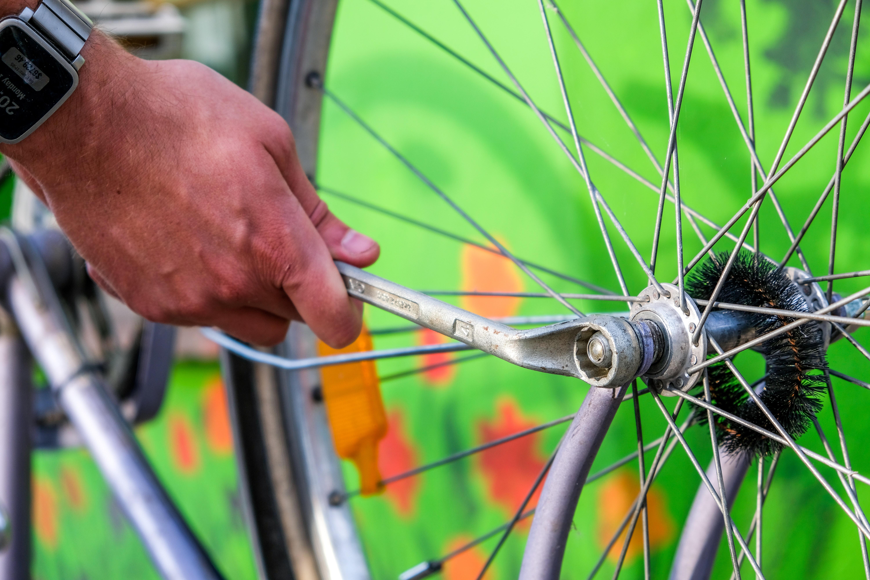 biking gear checklist - repair