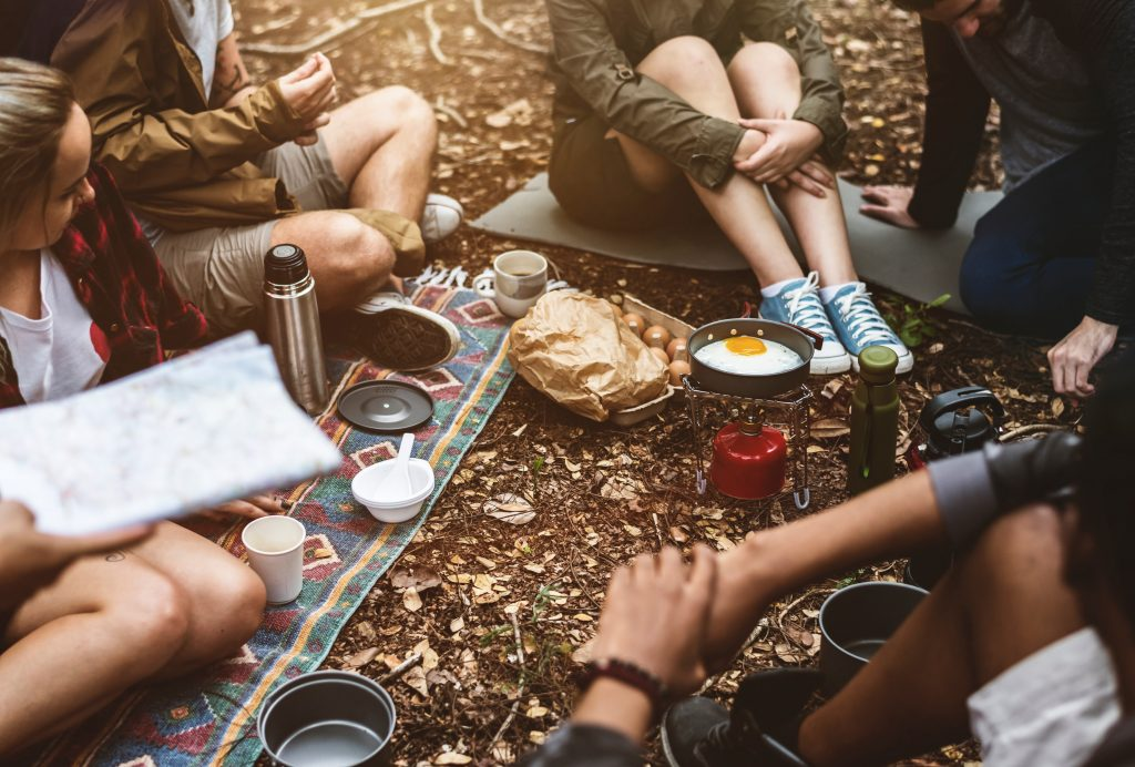 How to store food when camping - pro tips